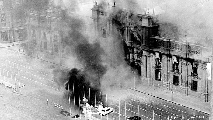 Militärputsch Chile 1973