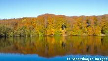 Hertha See im Nationalpark Jasmund auf der Insel Rügen