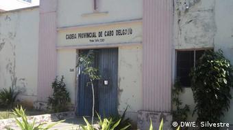 Cabo Delgado Gefängnis