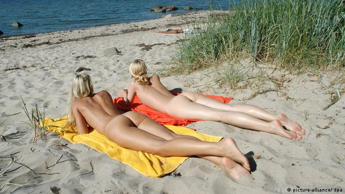 nude beach germany