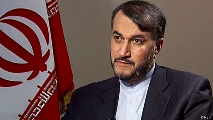 حسین امیرعبداللهیان، معاون عربی آفریقایی وزارت خارجه ایران