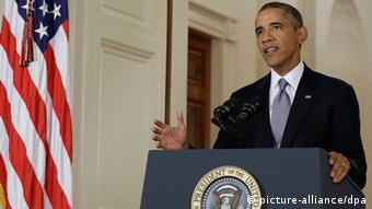 Barack Obama USA Rede an die Nation Syrien-Konflikt