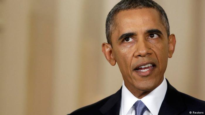 Barack Obama hält eine Rede an die Nation zum Syrien-Konflikt (Foto: REUTERS/Evan Vucci)