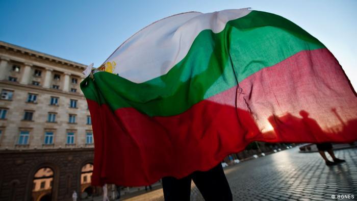 Bulgarien Antiregierungsproteste in Sofia