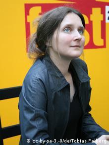 Marion Poschmann, Copyright: Tobias Falberg
