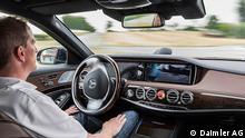 Merecedes Benz S500 Intelligent Drive Quelle: Daimler AG Frei zur Verwendung für Pressezwecke.