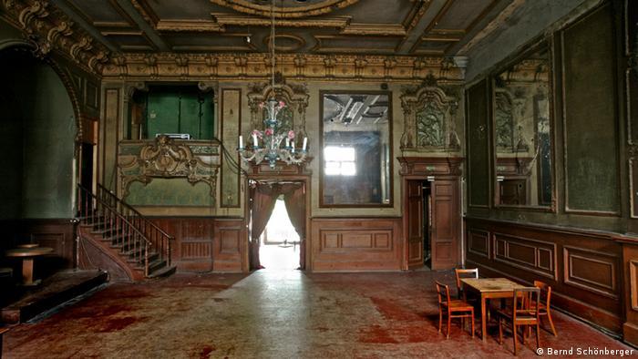 hall of mirrors Clärchens Ballhaus