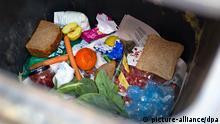 Deutschland Symbolbild Lebensmittelverschwendung
