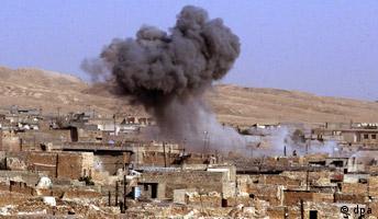 krieg im irak