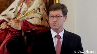 Prof Dr Leszek Domanski Copyright: DW/Zbigniew Plesner