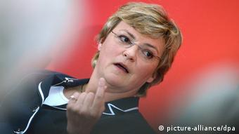Monika Hohlmeier ist CSU-Abgeordnete für das Europäische Parlament. (Foto: Marcus Brandt/dpa)