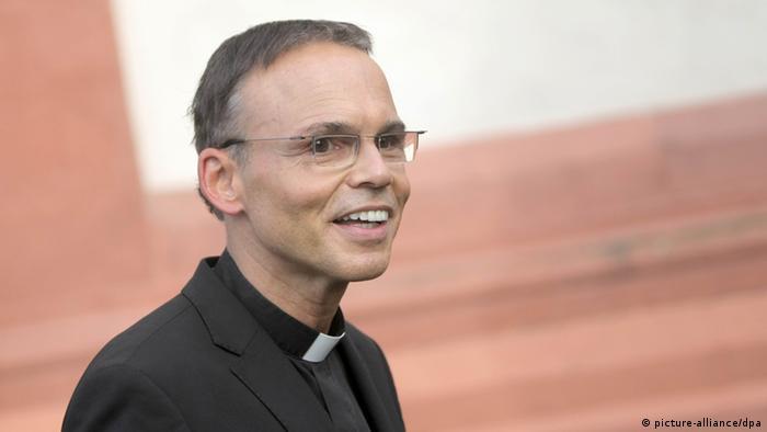 Bishop Franz-Peter Tebartz-van Elst Photo: Fredrik von Erichsen/dpa