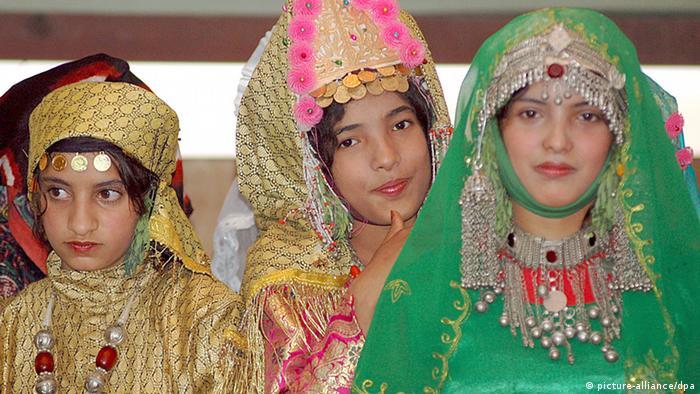 Jemen Mädchen