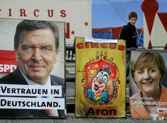 Gerd, Angie or Bozo?