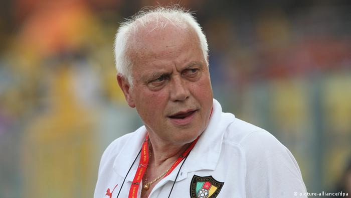 Otto Pfister Fußballnationaltrainer (picture-alliance/dpa)