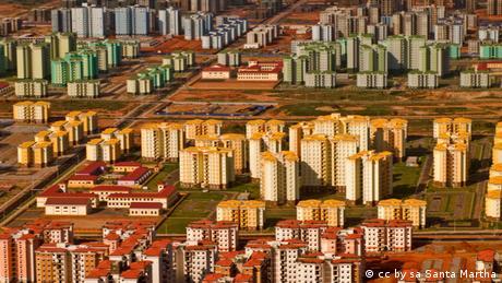 Kilamba Kiaxi section of Luanda