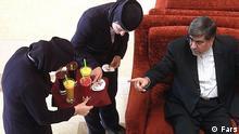 Titel: Ali Janati Bildbeschreibung: Ali Janati, iranische Kultur Minister Stichwörter: Iran, KW37, Ali Janati Quelle: FARS