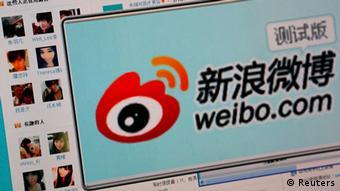 China Internet Sina Weibo