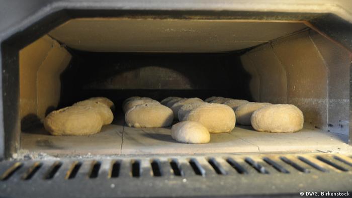 Kruh iz peći