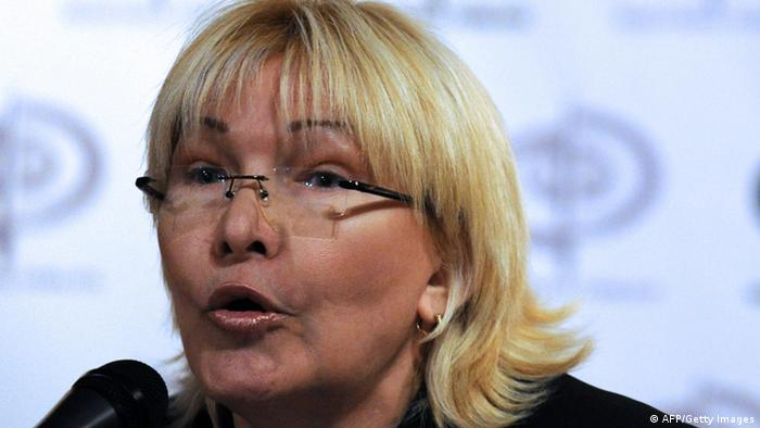 Luisa Ortega Díaz (AFP/Getty Images)