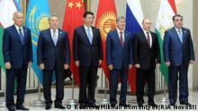 Gipfeltreffen der Organisation der Shanghaier Kooperation in Bischkek 12.09.2013