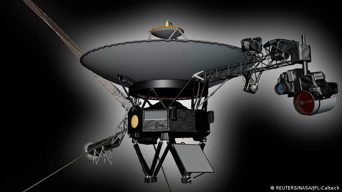 Modell der Voyager 1, Raumsonde der NASA