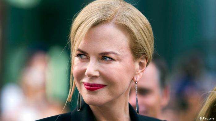 Australian actress Nicole Kidman arrives for the film premiere of Railway Man at the 38th Toronto International Film Festival in Toronto September 6, 2013. REUTERS/Fred Thornhill (CANADA - Tags: ENTERTAINMENT)