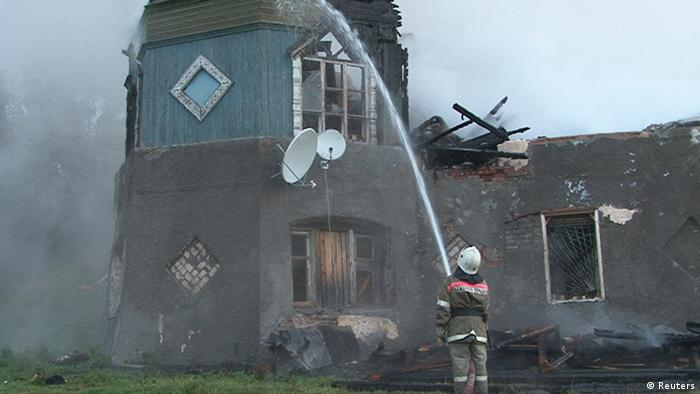 More than 70 people died in 2013 from fires at Russian psychiatric hospitals