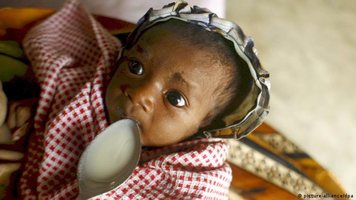 UNICEF-Bericht zu Kindersterblichkeit