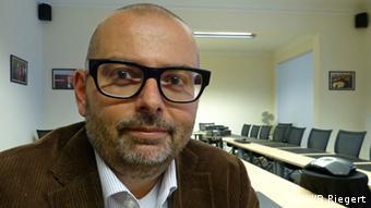 Ο Γιάννης Εμμανουηλίδης, διευθυντής ερευνών του European Policy Centre στις Βρυξέλλες