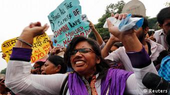 Indien Urteil Gerichtsprozess 13.09.2013