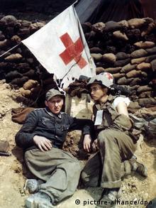 Angažman Crvenog krsta za vrijeme Drugog svjetskog rata