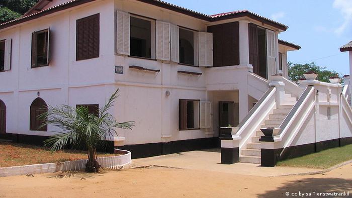 Das Fort Ouidah