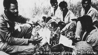 Kolonialkrieg in Mosambik