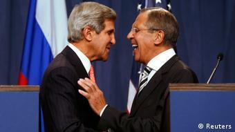 Kerry i Lavrov