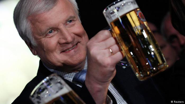 Landtagswahl Bayern Horst Seehofer (Reuters)