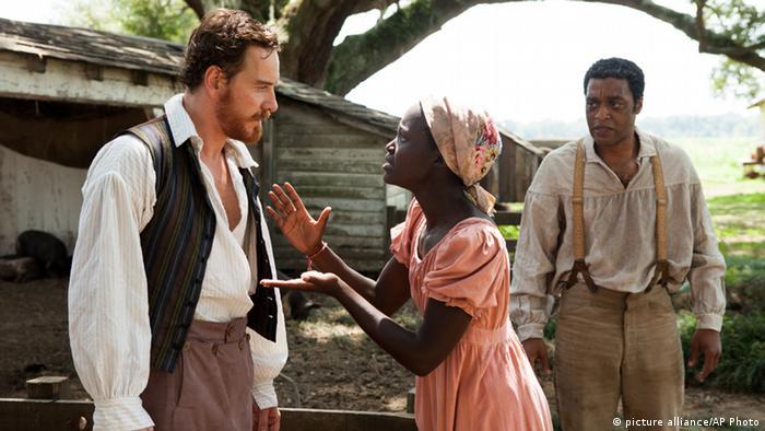 Кадр из фильма ''12 лет рабства''