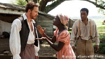 Toronto Film Festival 2013 Filmstill 12 Years A Slave mit Chiwetel Ejiofor Director Steve McQueen