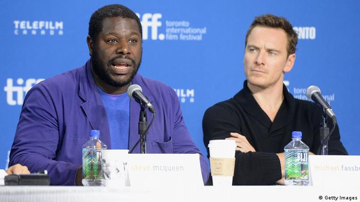 Toronto Film Festival 2013 Steve McQueen PK (Getty Images)