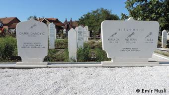 Mezari članova porodice Bišanović
