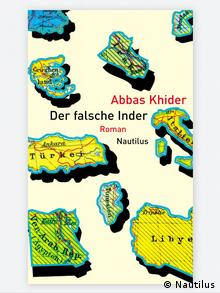 Buchcover of Abbas Khider novel, The Village Indian Photo: Nautilus