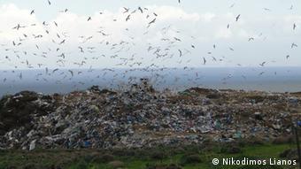 Ελλάδα και Κύπρος περιλαμβάνονται στις λίγες, πλέον, ευρωπαϊκές χώρες που οδηγούν πάνω από το 75% των αποβλήτων στην ταφή