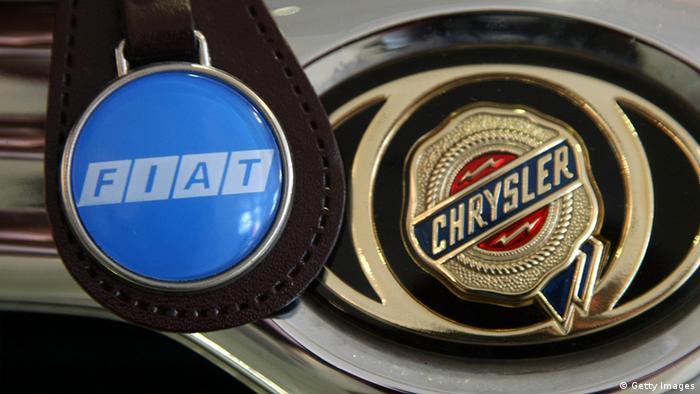 USA Italien Auto Chrysler Fiat Fiat-Chef Chrysler-Börsengang auf den Weg