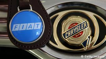 USA Italien Auto Chrysler Fiat Fiat-Chef Chrysler-Börsengang auf den Weg (Getty Images)