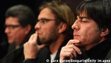 Löw und Klopp DFB Trainer Treffen 21.01.2013 in Düsseldorf