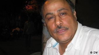 المحامي وعضو المجلس القومي لحقوق الإنسان بمصر، ناصرأمين،