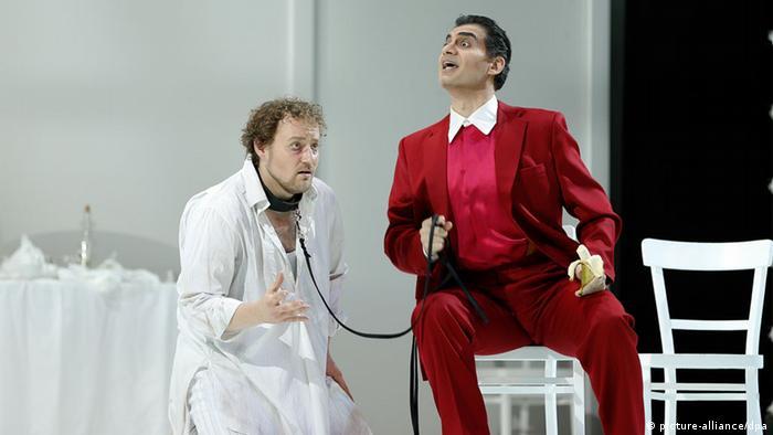 اجرای مرشد و مارگریتا در سال ۲۰۱۳ در هامبورگ