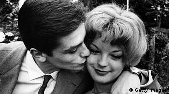Romy Schneider, Alain Delon, Copyright: Keystone Features/Hulton Archive/Getty Images