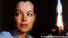 Deutschland Film Geschichte Schauspielerin Romy Schneider Filmszene Marie