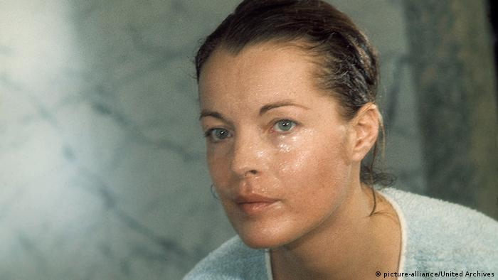 Romy Schneider Foto: picture-alliance / united archiv